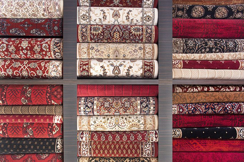 Instore > Don Currie Carpets